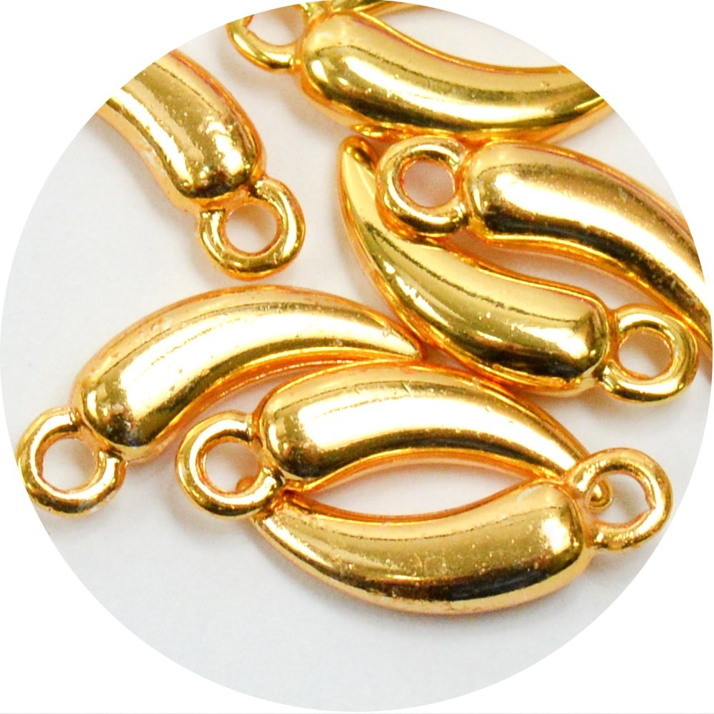 Pingente Pimenta 26204 - Ouro