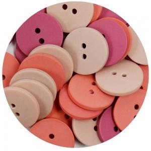 Botão Arthur 11546 - Colorido 19mm
