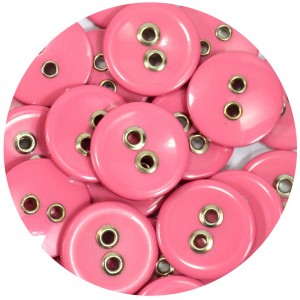 Botão Ilhós 13001 - Rosa Pink