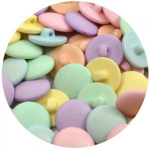 Botão Sarah 11272 - Mix Pastel