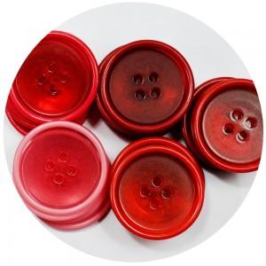 Botão Renata 11213 - Mix Red