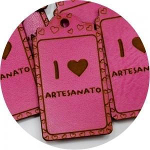 Tag I Love Artesanato 134097