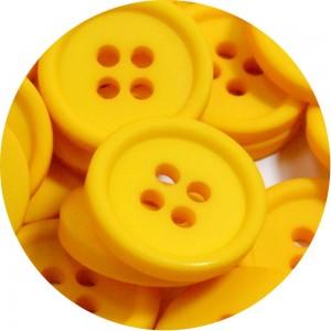 Botão Lara 11001 - Amarelo