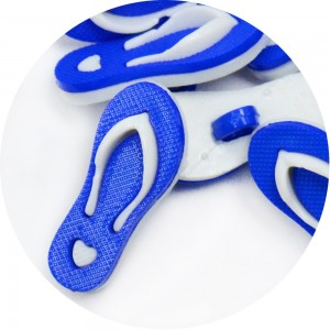 Botão Chinelo 51444 - Azul Marinho