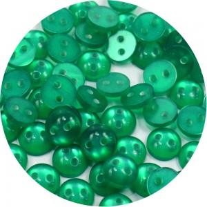 Botão Tatiana 11675 - Verde