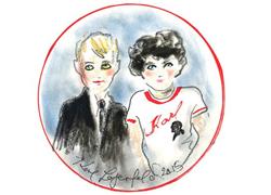 Pela primeira vez em sua carreira, Karl Lagerfeld lançará coleção infantil e teen.