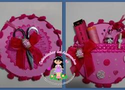 Dia das Mães: Ideias criativas de artesanato realizadas com botões.