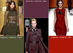 Tendência de Moda: Saiba as cores que estarão em evidência no inverno 2016.