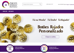 Tenha uma melhor experiência no novo site da Cia dos Botões!